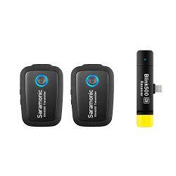 Saramonic mikrofon Blink 500 B4 2.4GHz mini wireless for iPhone (2 transmitters)