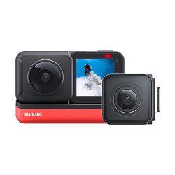 Insta360 Digitalna videokamera Insta360 ONE R Twin Edition