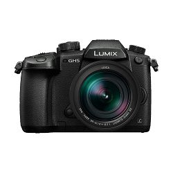 Panasonic Digitalni fotoaparat LUMIX GH5 LEG black Kit H-ES12060