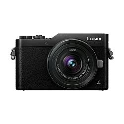 Panasonic Digitalni fotoaparat LUMIX DC-GX800KEGK black Kit H-FS12032