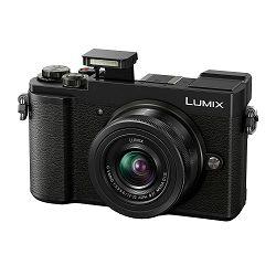 Panasonic Digitalni fotoaparat Lumix DC-GX9KEG-K (Objektiv: LUMIX G VARIO 12 - 32 mm / F3,5 – 5,6 ASPH. / MEGA O.I.S.) Crni