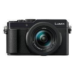 Panasonic Digitalni fotoaparat Large sensor compact LUMIX DC-LX100 II Crni