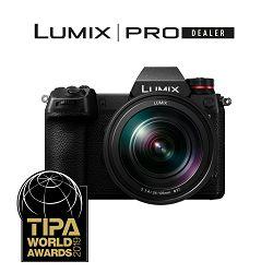 Panasonic Digitalni fotoaparat LUMIX S1 + Lumix S 24-105mm f/4 Macro O.I.S.