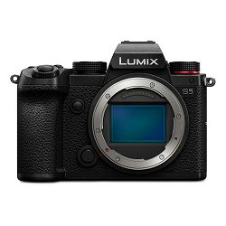 Panasonic Digitalni fotoaparat LUMIX S5 Body
