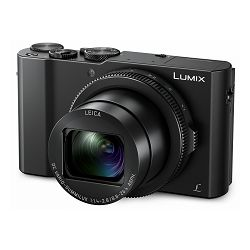 Panasonic Digitalni fotoaparat compact LUMIX DMC-LX15EP-K Crni