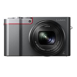 Panasonic Digitalni fotoaparat TravelZoom Compact LUMIX DMC-TZ100EPS Srebrni