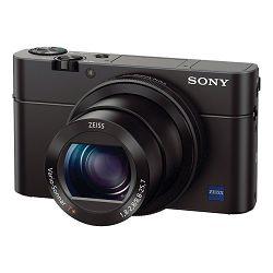 SONY Digitalni fotoaparat Cyber-shot DSC-RX100 III Crni