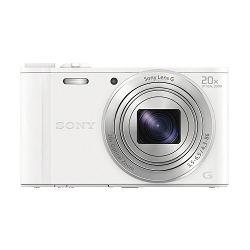 SONY Digitalni fotoaparat Cyber-shot DSC-WX350 Bijeli