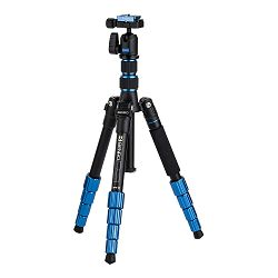Benro Stativ Travel Slim AL tripod kit w N00 head