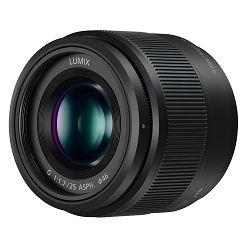 Panasonic Objektiv LUMIX G 25mm, f/1.7 Asph. H-H025E-K