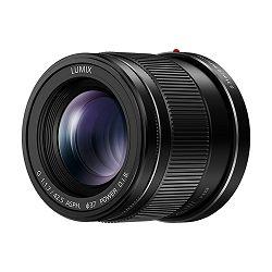 Panasonic Objektiv Fixed focus H-HS043E-K Lumix G 42,5mm/f1,7 ASPH. POWER O.I.S. Crni