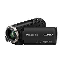 Panasonic Digitalna videokamera Full HD HC-V180EP-K Crni
