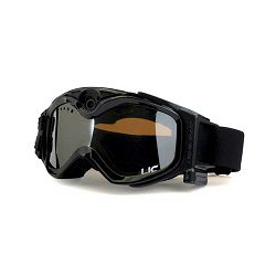 Liquid Image Digitalni fotoaparat/ Snow Goggle Summit Series/ Black/ 5.0 MP