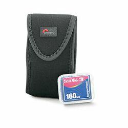 Lowepro Torba DMC-V Memory Wallet  (Black)