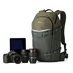 Lowepro Torba Flipside Trek BP 350 AW (Grey/ Dark Green)