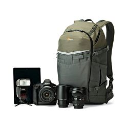 Lowepro Torba Flipside Trek BP 450 AW (Grey/Dark Green)