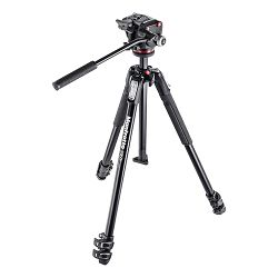 Manfrotto MK190X3-2W alu stativ sa XPRO video fluid glavom