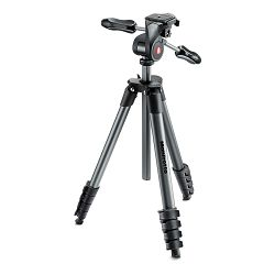 Manfrotto COMPACT ADVANCED stativ crni