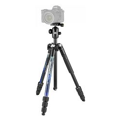 Manfrotto Stativ Element MII AL (plavi)