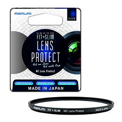 MARUMI filter FIT+SLIM MC lens protect 62mm