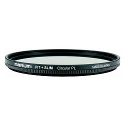 MARUMI filter FIT & SLIM Cirkularni polarizator (CPL) 58mm