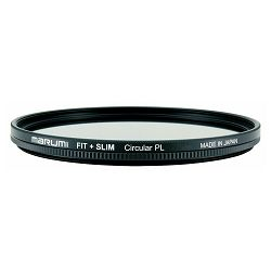 MARUMI filter FIT & SLIM Cirkularni polarizator (CPL) 67mm