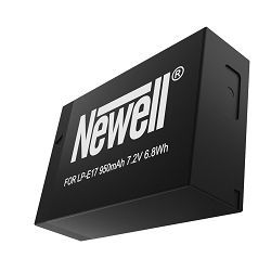 Newell rechargeable battery LP-E17
