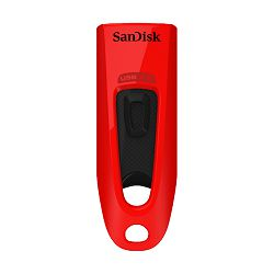SanDisk USB Stick SDCZ48-064G-U46R Ultra USB 3.0 64GB RED