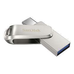SanDisk USB Stick SDDDC4-256G-G46 SanDisk Ultra® Dual Drive Luxe USB Type-C™ 256GB 150MB/s USB 3.1 Gen 1
