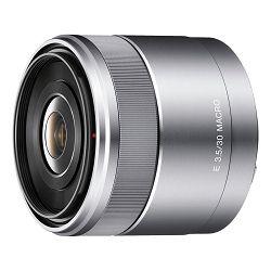 SONY Objektiv E 30 mm, F3,5 makro