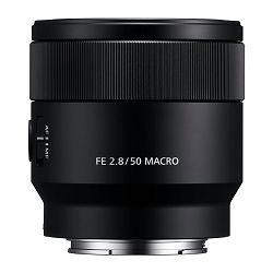 SONY Objektiv 50mm, f/2,8 Makro
