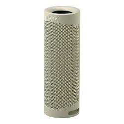 SONY Zvučnik Prijenosni BLUETOOTH XB23 (sivo-smeđi)
