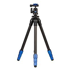 Benro Stativ Slim CF tripod kit w N00 ball head (Carbon)