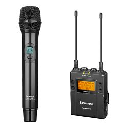 Saramonic mikrofon UwMic9 Audio Kit 4 (RX9 + HU9) UHF Wireless