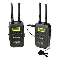 Saramonic mikrofon VmicLink5 1TX+1RX (1x lavalier microphone) 5.8GHz Wireless