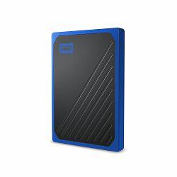 WD SSD WDBMCG0010BBT-WESN My Passport Go 1TB Black w/ Cobalt trim