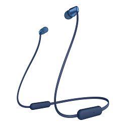 SONY slušalice bežične WI-C310 In-ear (plava)