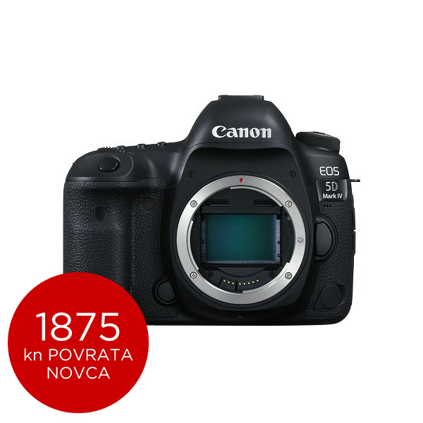 Canon Digitalni fotoaparat EOS 5D Mark IV body