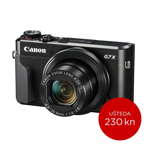 Canon Digitalni fotoaparat Powershot G7X Mark II