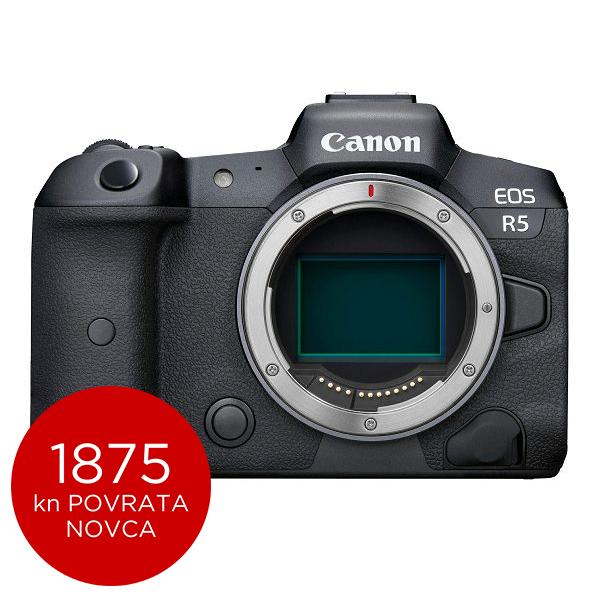 Canon Mirrorless Camera EOS R5 Body