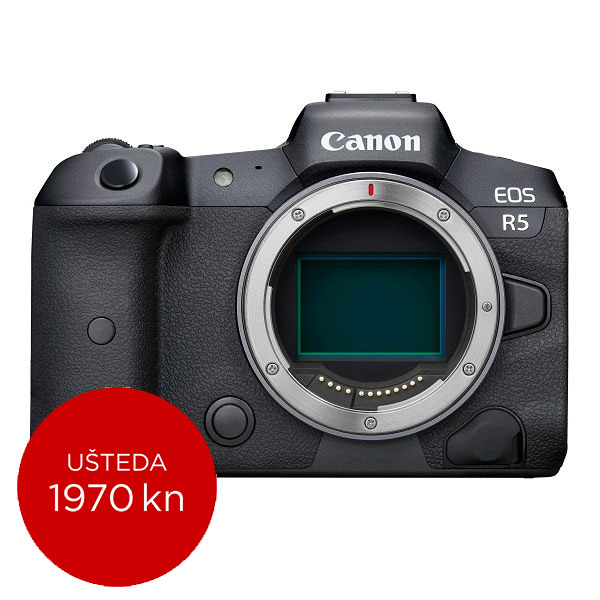 Canon Mirrorless Camera EOS R5 Body