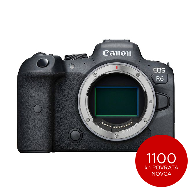 Canon Mirrorless Camera EOS R6 BODY