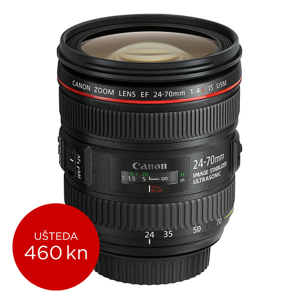 Canon Objektiv EF 24-70.4 IS USM