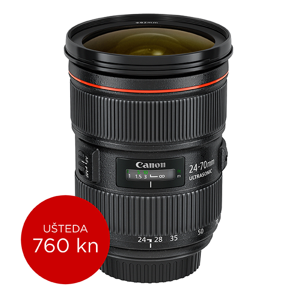 Canon Objektiv EF 24-70mm f/2.8 L II USM