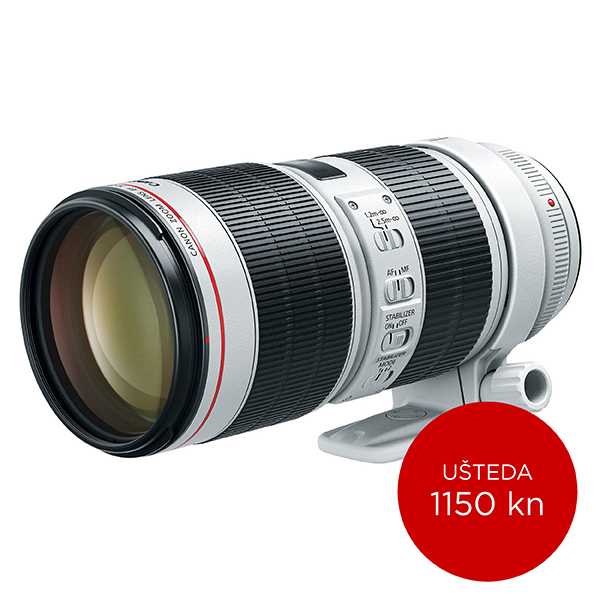 Canon Objektiv EF 70-200mm 1:2,8 L IS III USM