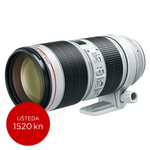 Canon Objektiv EF 70-200mm 1:2,8 L IS III USM