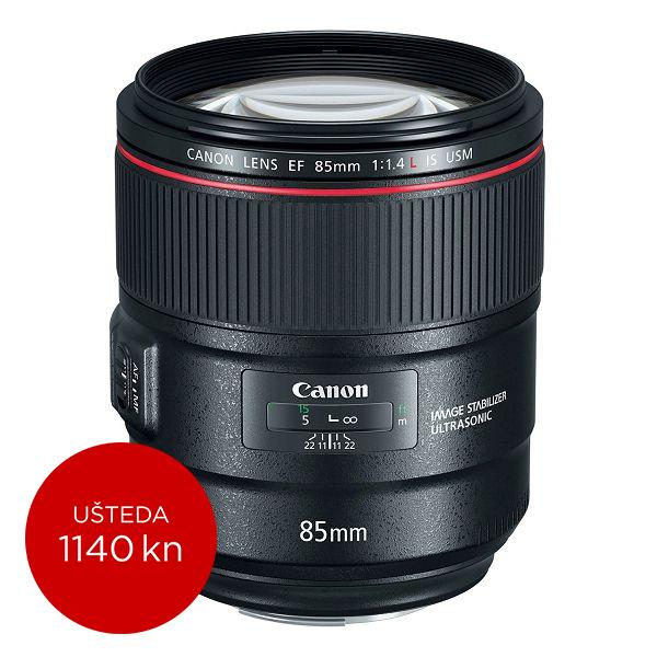 Canon Objektiv EF 85mm f/1.4L IS USM