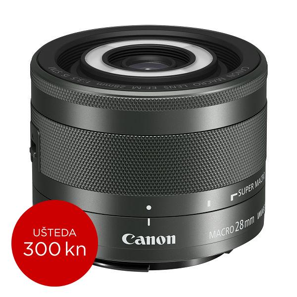 Canon Objektiv EF-M 28mm f/3.5 Macro STM