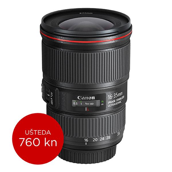 Canon Objektiv EF16-35mm F4LISU