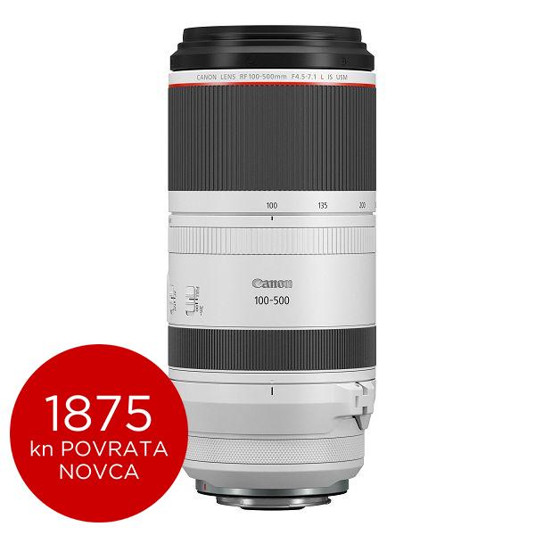 Canon Objektiv RF 100-500mm f/4.5-7.1L IS USM